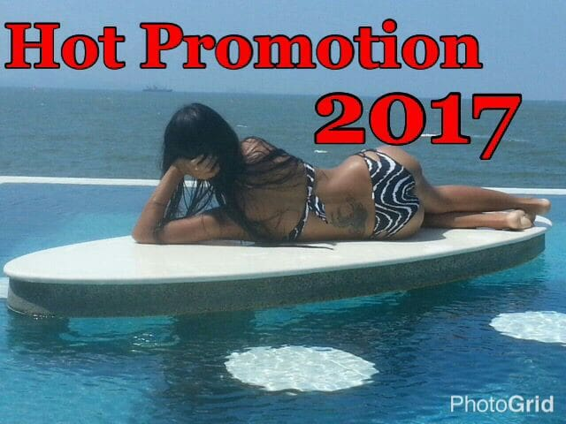Hot Promotion 2017 - Pattaya