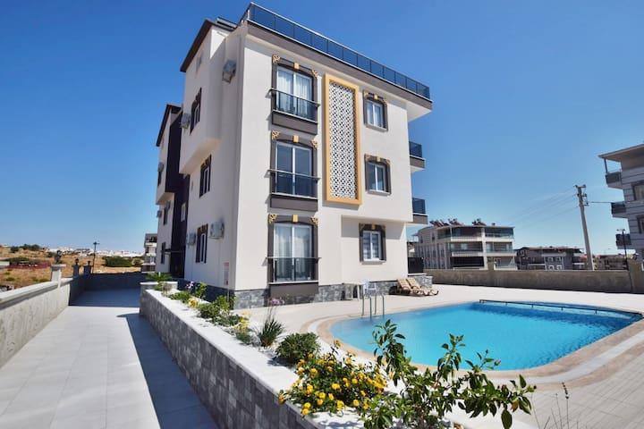 Brand New Luxury Didim Apartment - English Owner