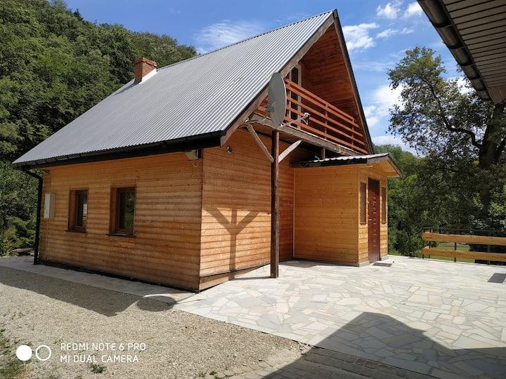 Domek Gościnny w Laskowej