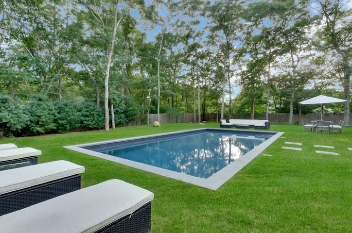 NEW- East Hampton Village Fringe Home