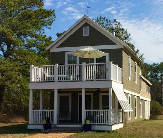The Guesthouse, Windmill Point/Chesapeake Bay - White Stone