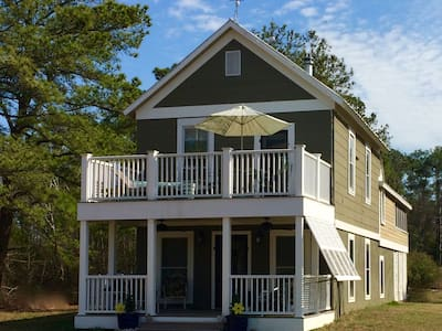 The Guesthouse, Windmill Point/Chesapeake Bay - White Stone - 一軒家