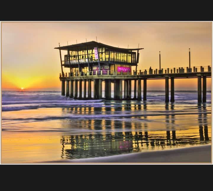 Serenity Beach Apartment - Free Wifi