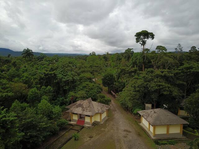 Cabañas Achimamas (max. 2 people)