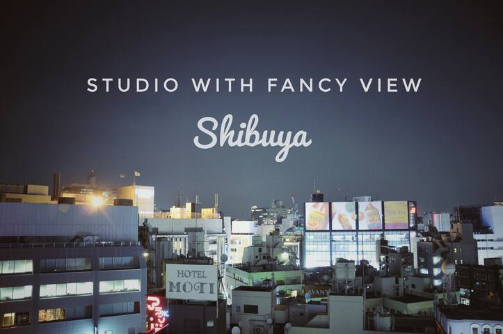 Studio With Fancy View Shibuya - Shibuya-ku - Apartament