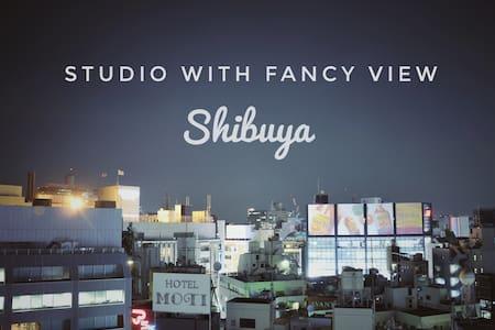 Studio With Fancy View Shibuya - Shibuya-ku - Appartement