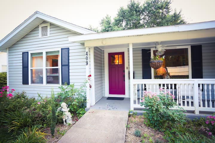 C Street Cottage - Entire home - Bentonville - Ev