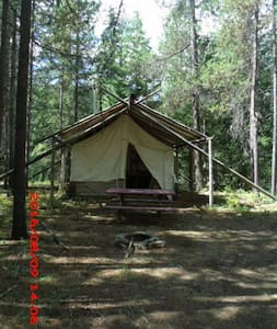 Glamping Tent East