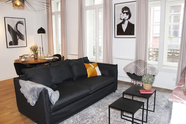 Grand appartement Montauban centre ville