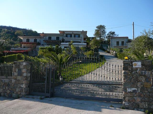 Panoramico sul golfo di Policastro - Santa Marina - Διαμέρισμα