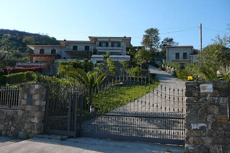 Panoramico sul golfo di Policastro - Santa Marina