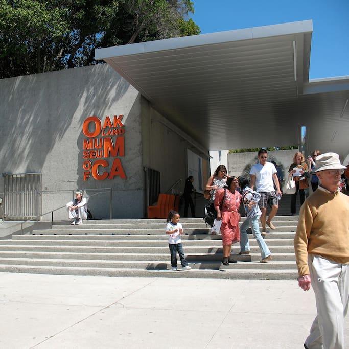 Photo of Oakland Museum of California