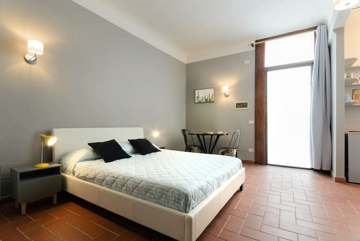 Renovated studio in Oltrarno neighborhood