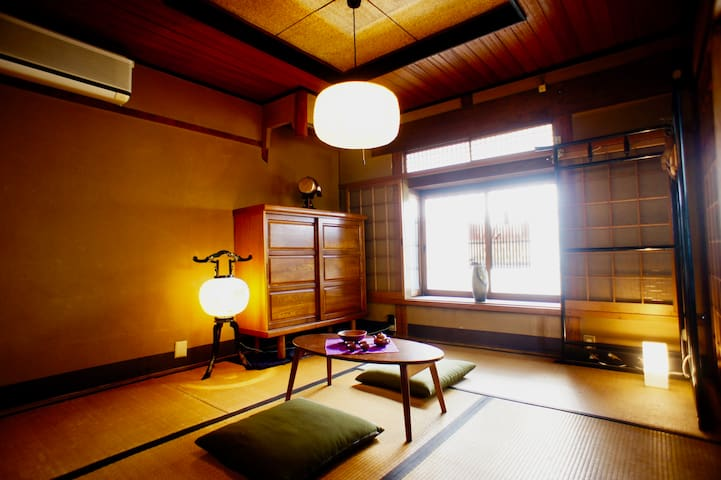 1F private room Japanese traditional style