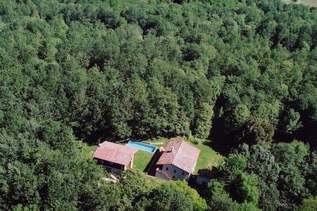 Mas Masnou. Parc Natural Garrotxa