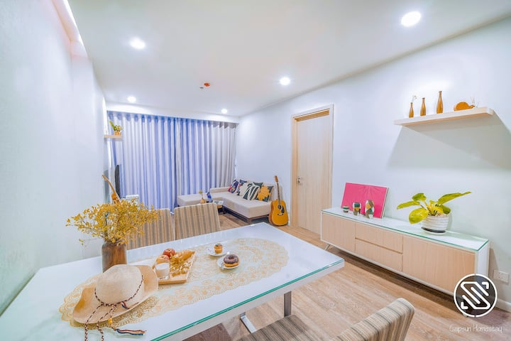 Luxury Apartment 2BR - Artemis 5* Hanoi City View