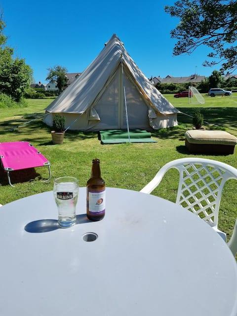 Namiot dzwonowy Bartletts Well