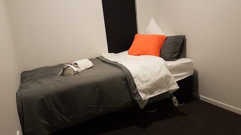 Single bed in CBD