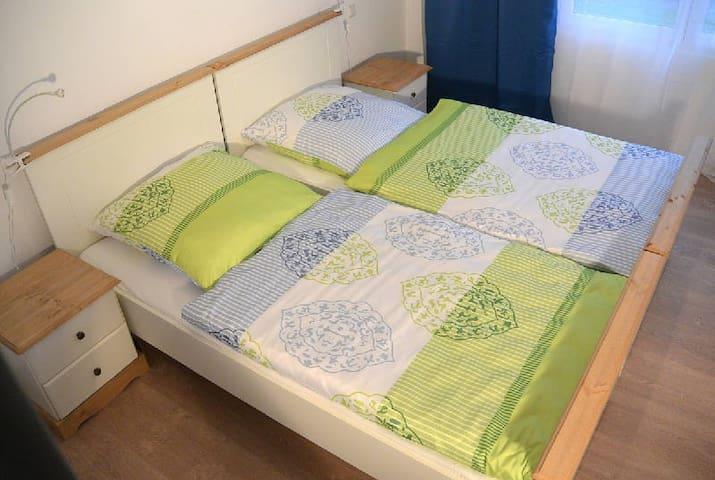 Bella Natura, (Loffenau), Ferienwohnung Gartenblick, 65qm, 1 Schlafzimmer, max. 3 Personen