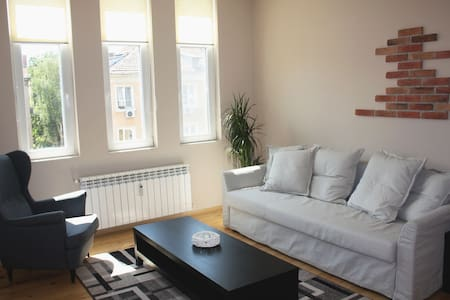 Jazzy place,  top location, cosy flat - Appartement