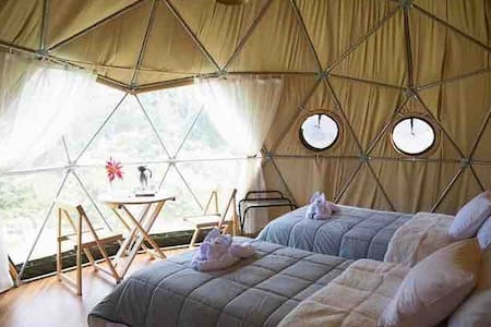 Amazing dome Glamping in Pure Douro !!