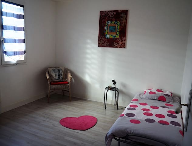 room near Paris - Poissy - Casa