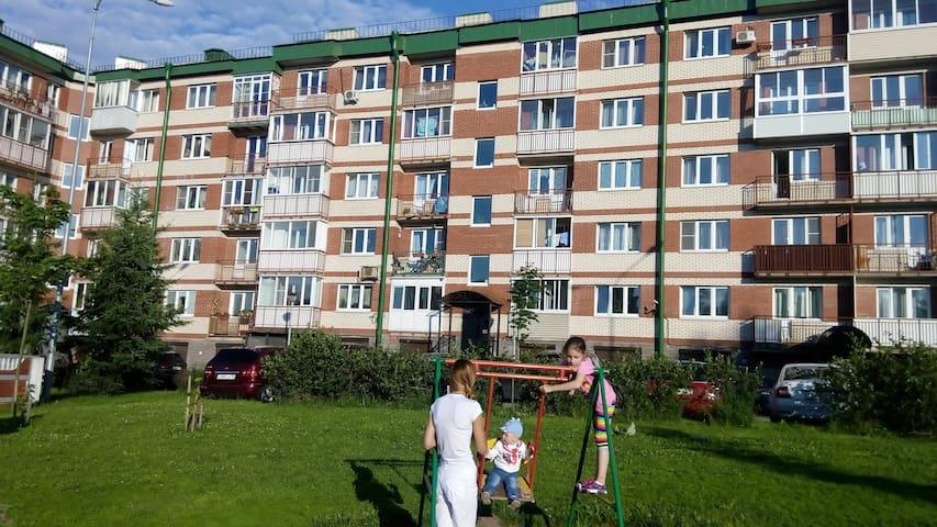Сдам однокомнатную квартиру - Sankt-Peterburg - Apartment