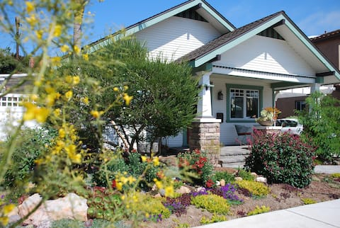 This is the front of our property and our primary residence.  The apartment is located behind our front house. We are new to the Airbnb platform.  Please see VRBO 988929 for our 5 star reviews.