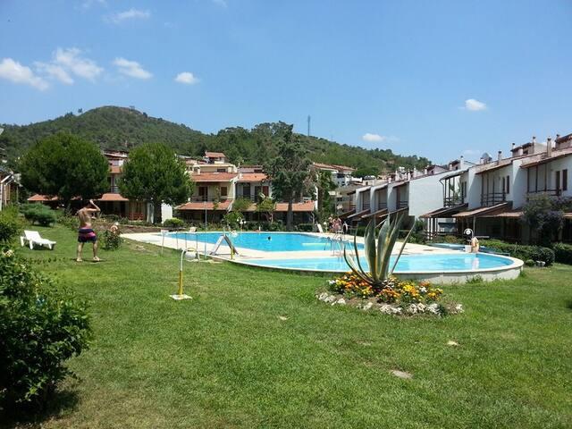 Summer house in the boutique site - Özdere - Casa