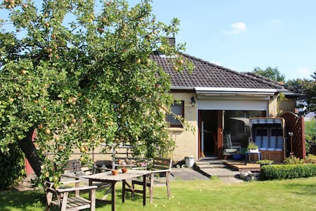 Ferienhaus Rendsburg Hoheluft - Rendsburg - Dům