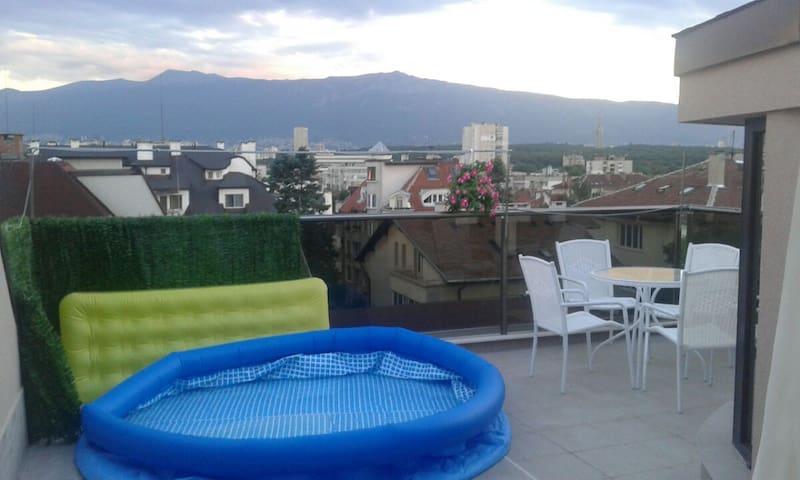Paradis a Sofia