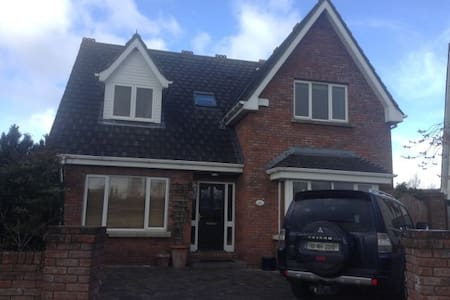 Double room with private ensuite - Navan - Hus
