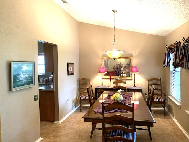 Nice Home in Gated Community with Lodge Access.