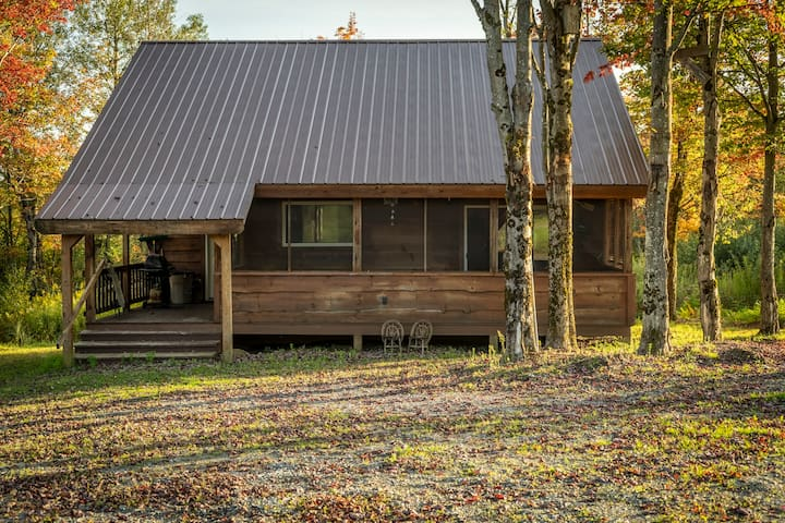 Bear Den Cabin at East Branch Resort