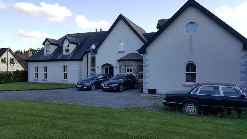 Large family home within 30mins Dublin City.