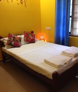 Raga Saagaram Rooms - A/C room - House