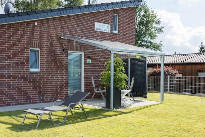 Apartment neu und komfortabel am Haddorfer See