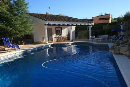 Preciosa casa campo con piscina