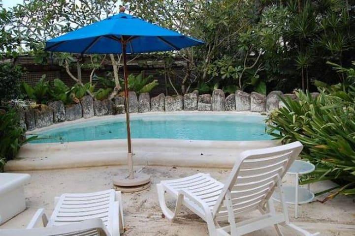 """""""Koh-I-Noor Villa -Tropical indoor outdoor Villa!"""