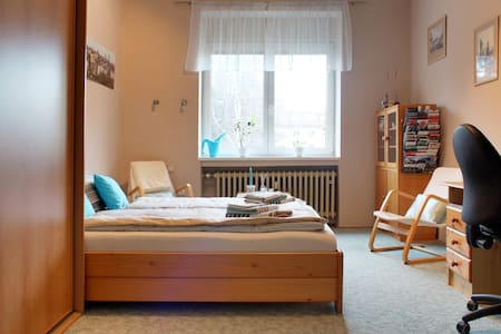 Cosy place for your visit of Prague - Wohnung