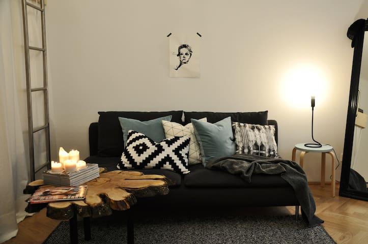 Cozy&modern city studio - Vienna - Apartmen