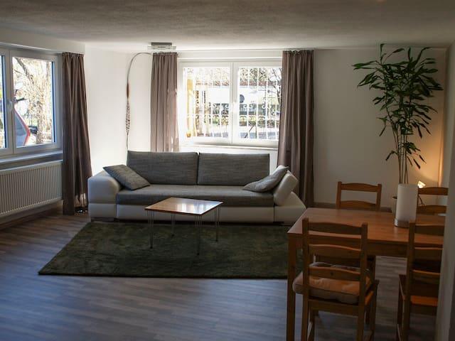 Ferienwohnung Burkon - Coburg - Condominium