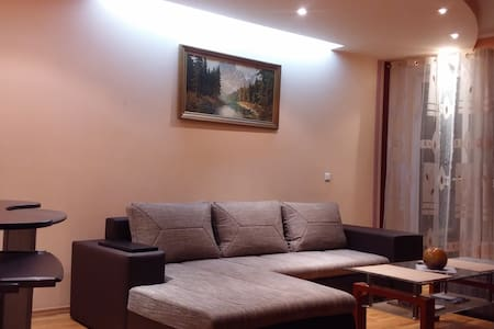 Cozy studio apartment with free parking - Apartamento