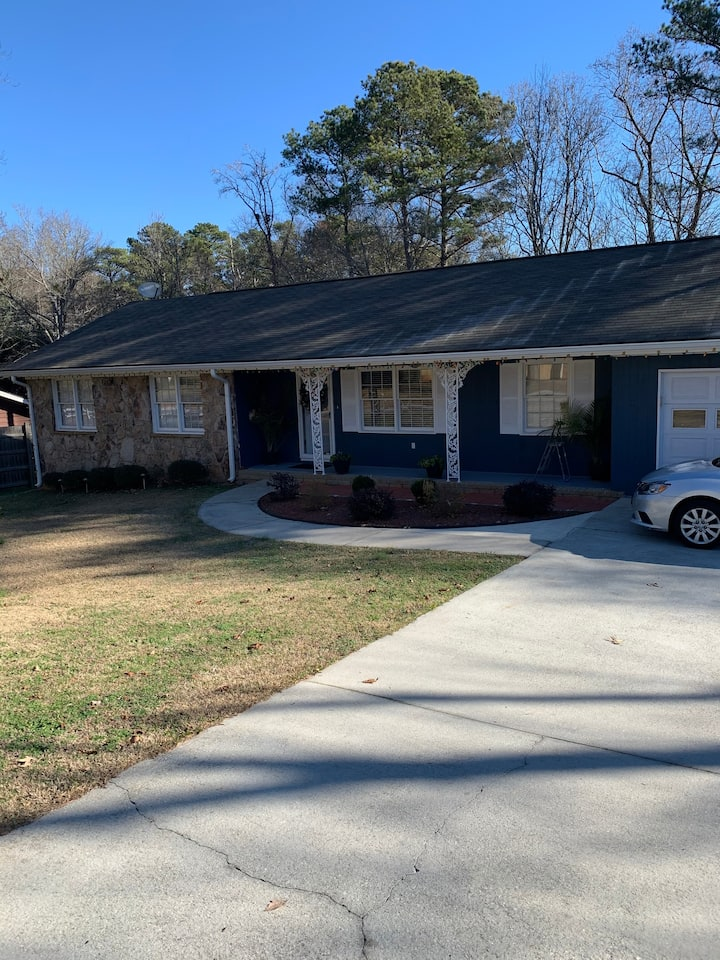 Cozy stay in Conyers