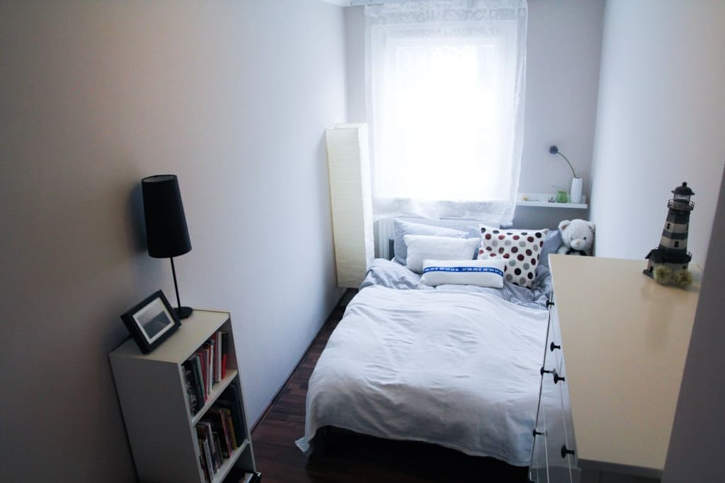 Your room.