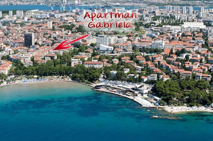 center beach gabriela