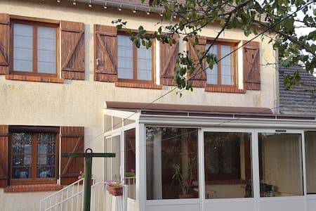belle maison à 80km de Paris - Vert-en-Drouais - Dom