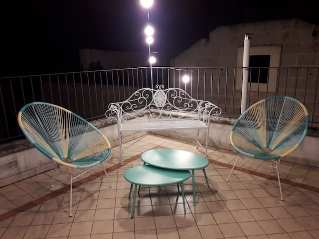 Terrazza salentina. Cozy&Friendly stay in Puglia