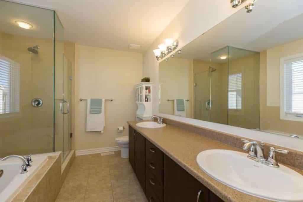 Master Bathroom (pic 1)