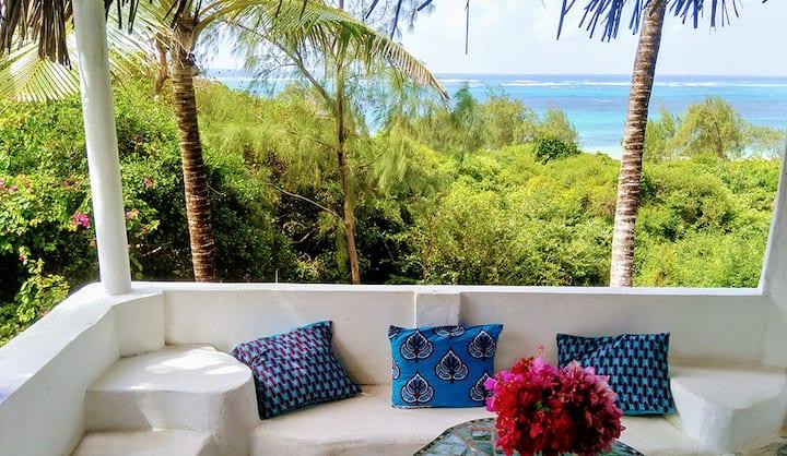 Watamu Doum Palm Beach Cottage